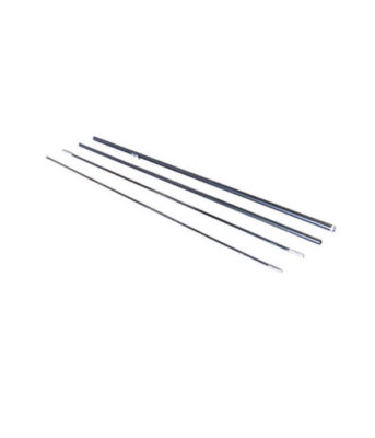 Teardrop Flag Pole Set