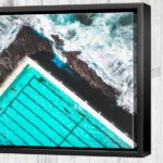 Floating Frame – Gallery Wrap 1.5″ Canvas