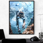 Ultra Slim Light Box 24″x36″ (Black)