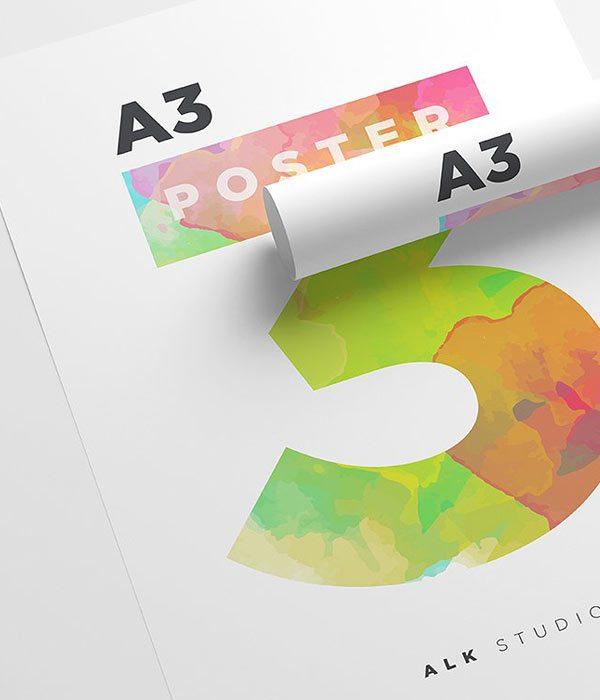 same day posters printing nyc gorilla printing